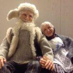 дед и баба